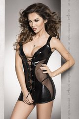DONATA CHEMISE black S/M - Passion Exclusive